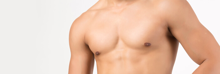 Male breast reduction model 01