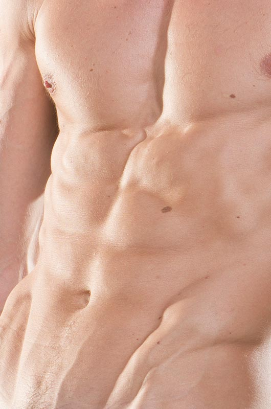 male abdominoplasty image 01 - male tummy tuck Sydney - Form & Face