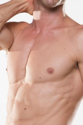 Pectoral and Bicep Implants Sydney - Form & Face - Dr Norris