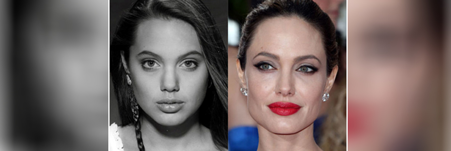 why angelina jolie doesn' look like a tomb raider at 40 - Form & Face